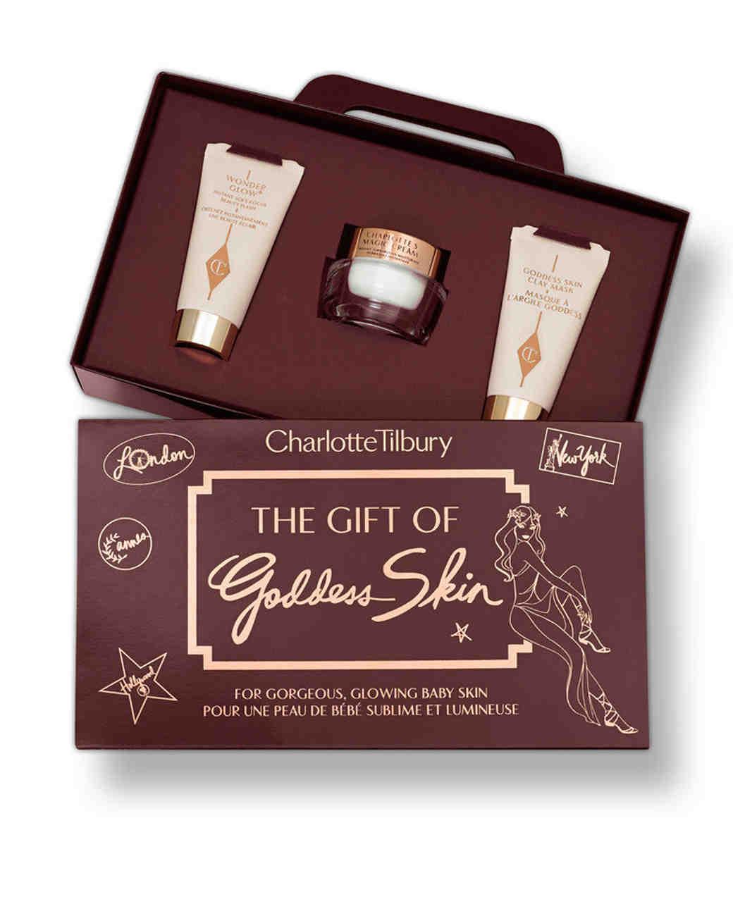 Charlotte Tilbury Gift of Goddess Skin Set