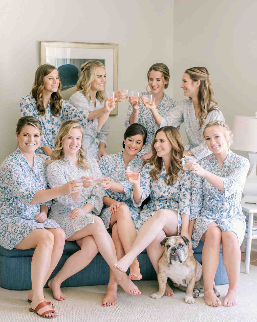 97ab400542a 24 DIY Bridesmaids  Gifts to Craft for Your Crew