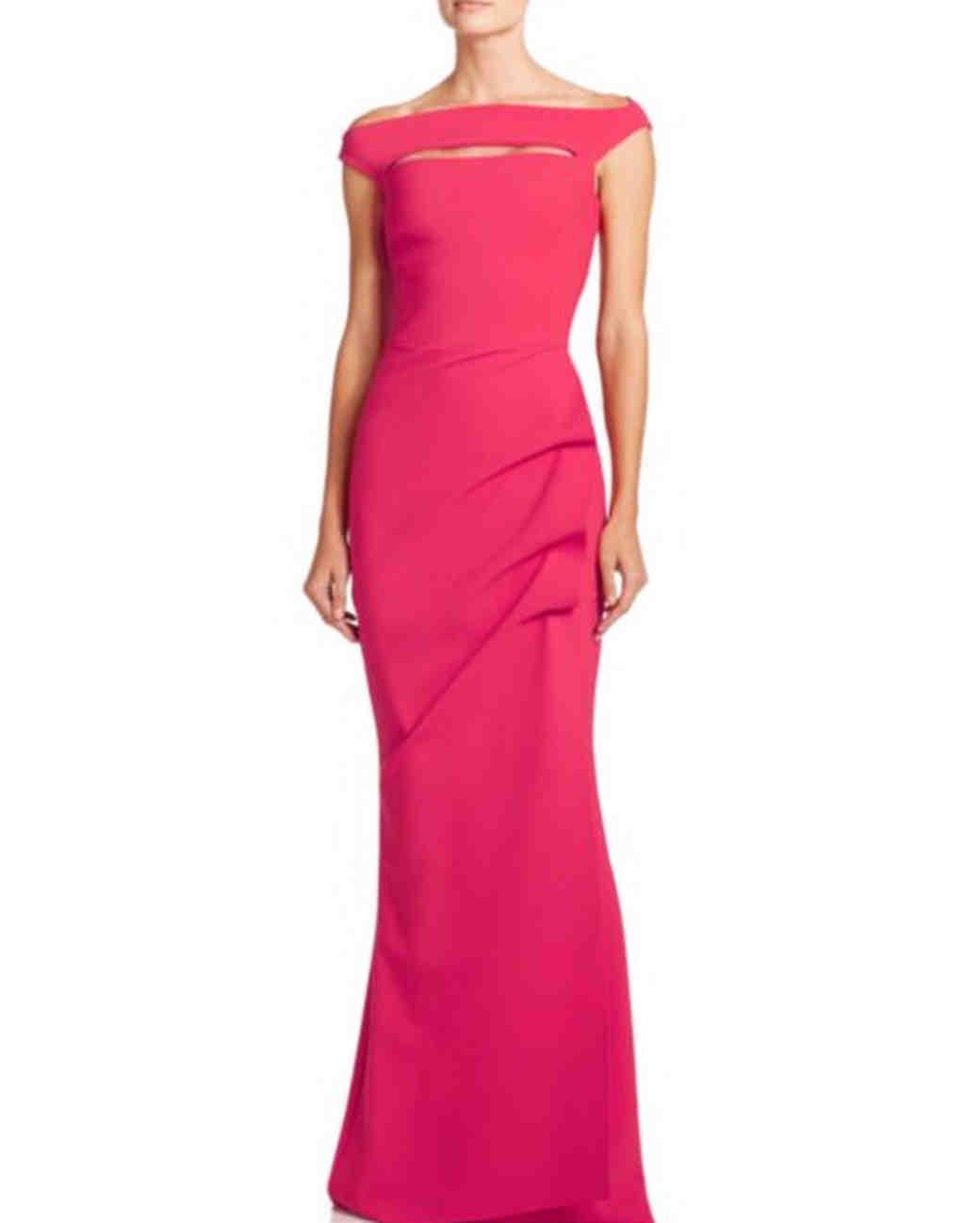 Neutral color cocktail dresses