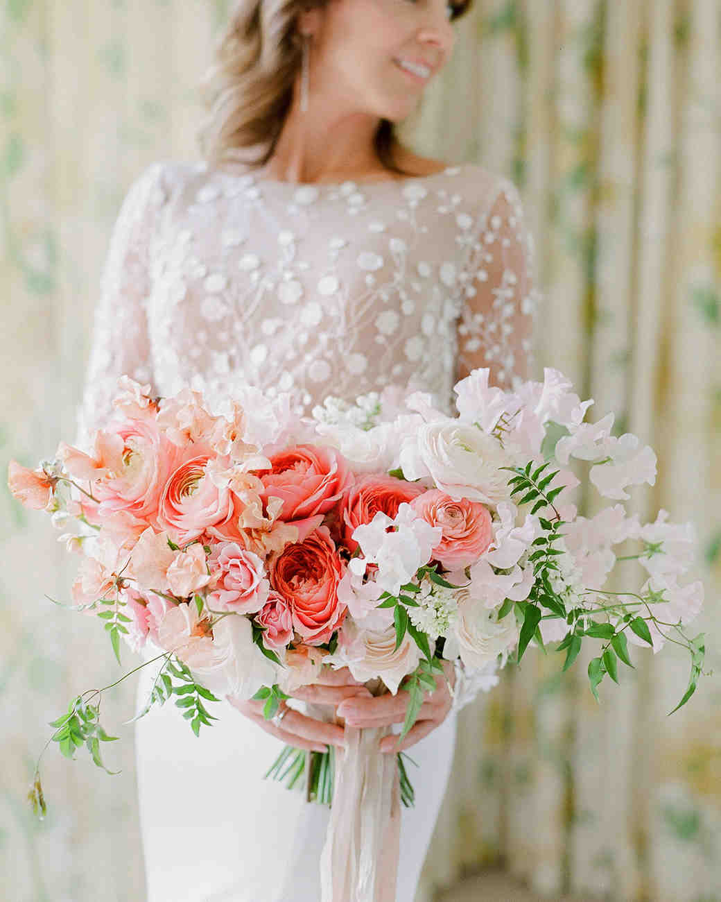 Spring Wedding Ideas: 52 Ideas For Your Spring Wedding Bouquet