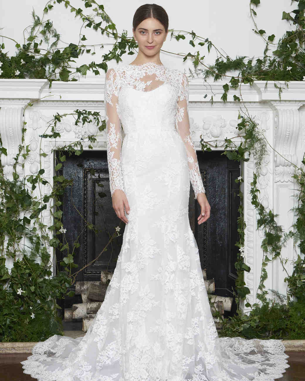 Meghan Mccain Wears Marchesa Wedding Dress: Long-Sleeved Wedding Dresses We Love