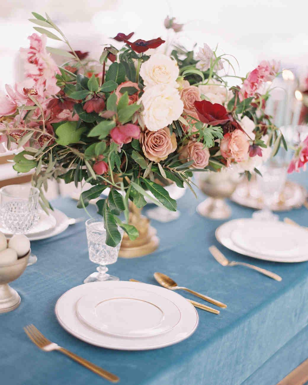 surprise wedding centerpieces flower