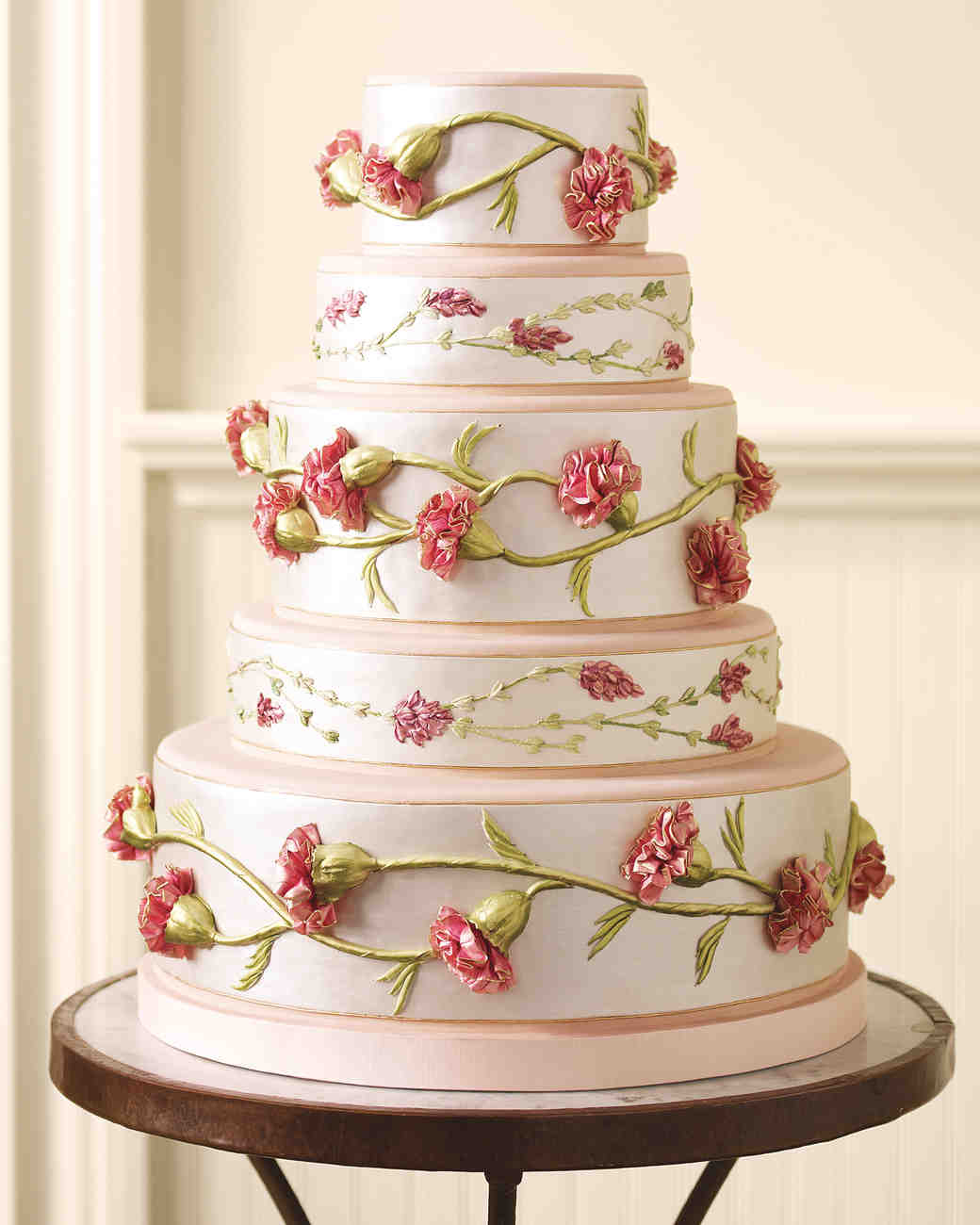 wedding cakes recipes martha stewart 20 years of gorgeous wedding cakes by pastry chef ben 25344