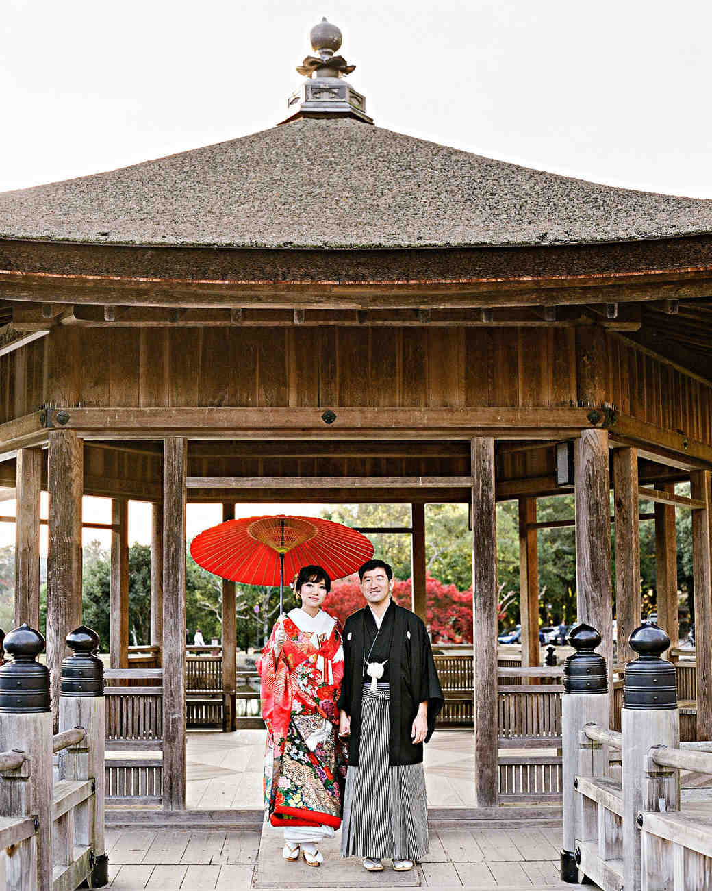 addie richard wedding japan visiting shrine