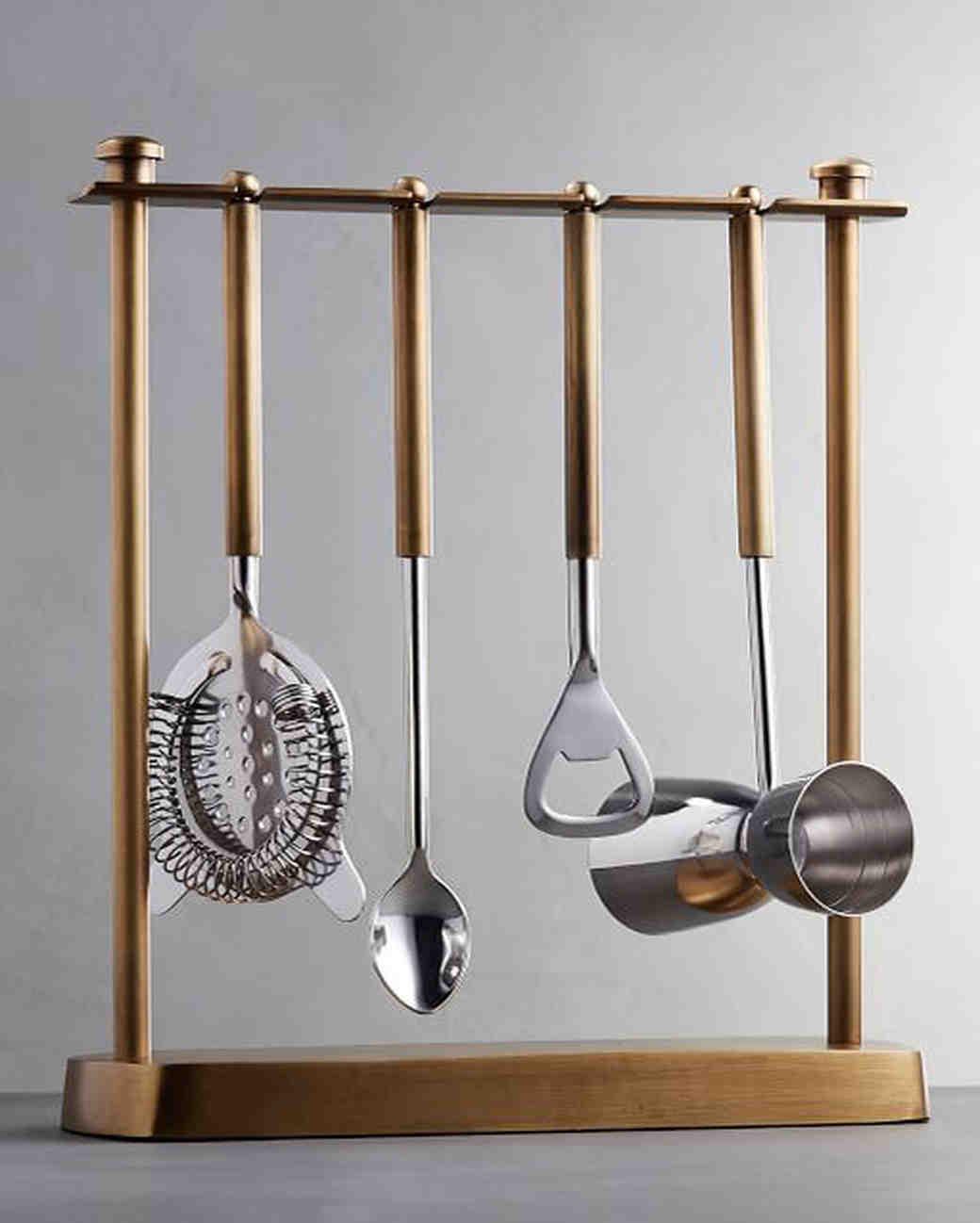 bar hanging cooking tools