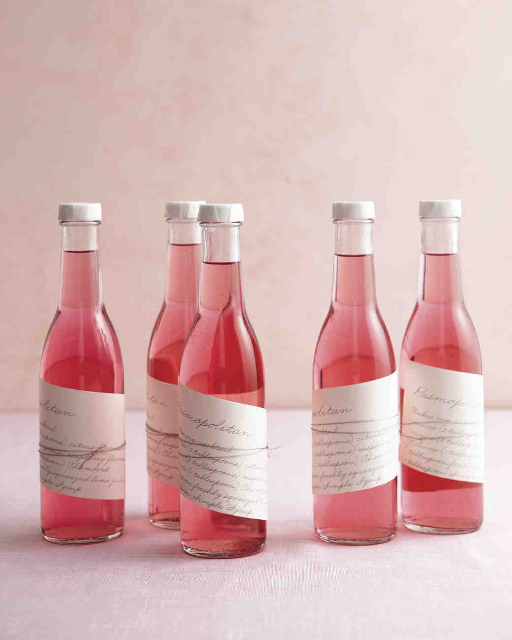 Boozy Favors to Keep the Party Going Post-Wedding | Martha Stewart ...