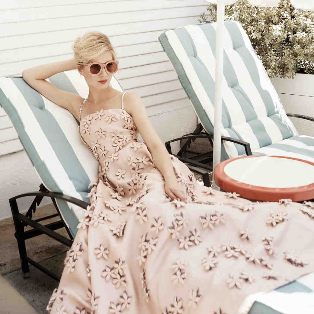 Old Hollywood Glam Wedding Dresses For Timeless Brides Martha