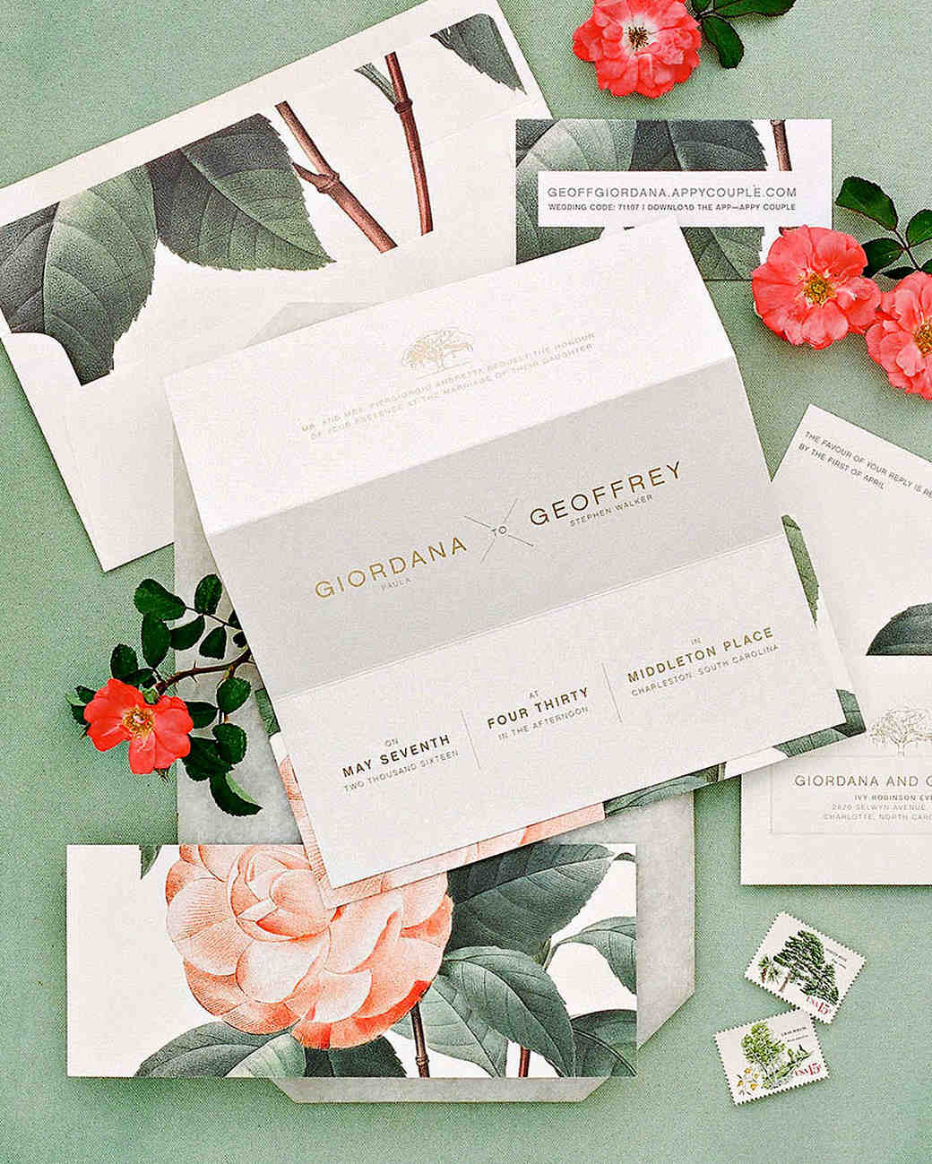 giordana and geoffrey stationery