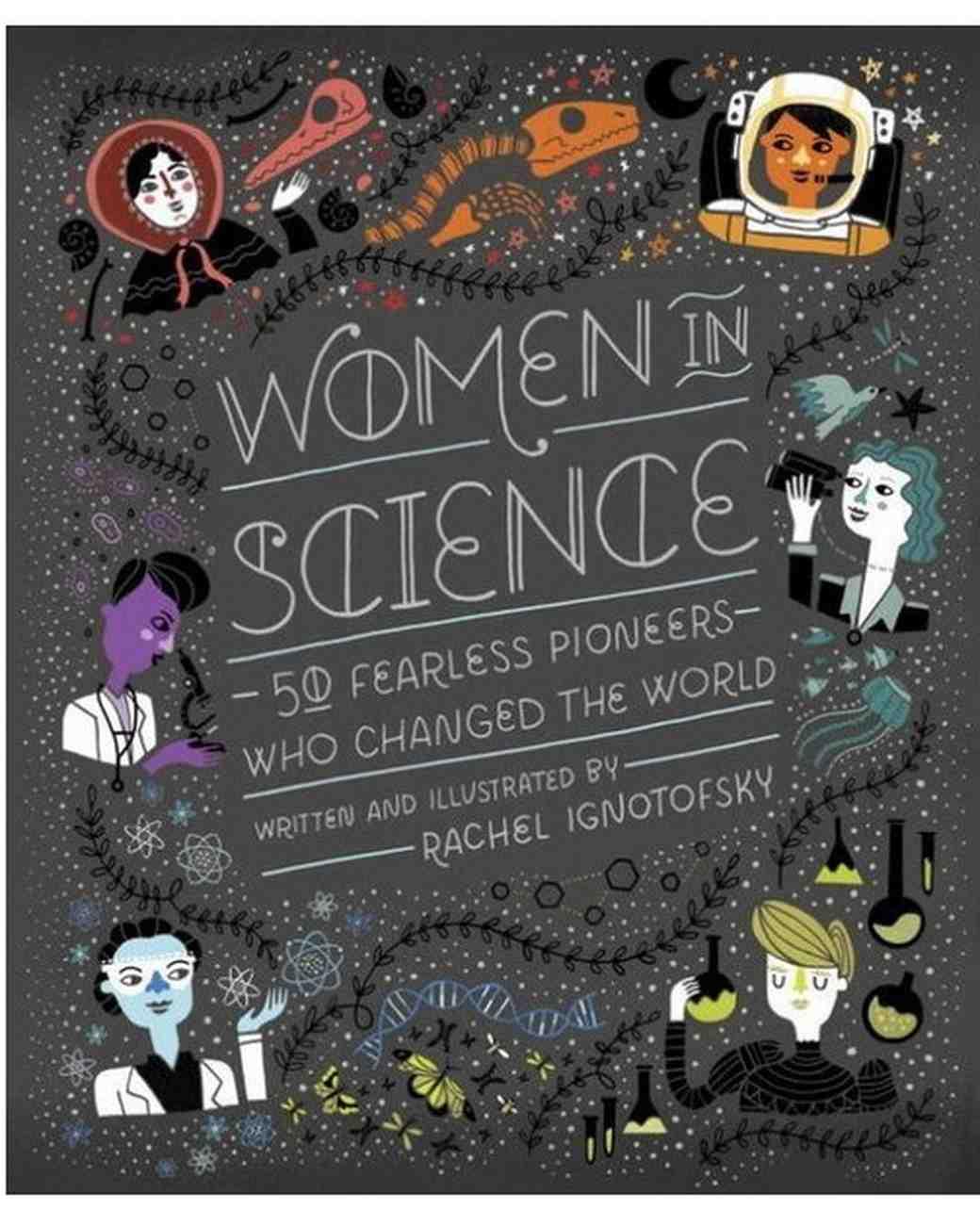 Women in Science Book