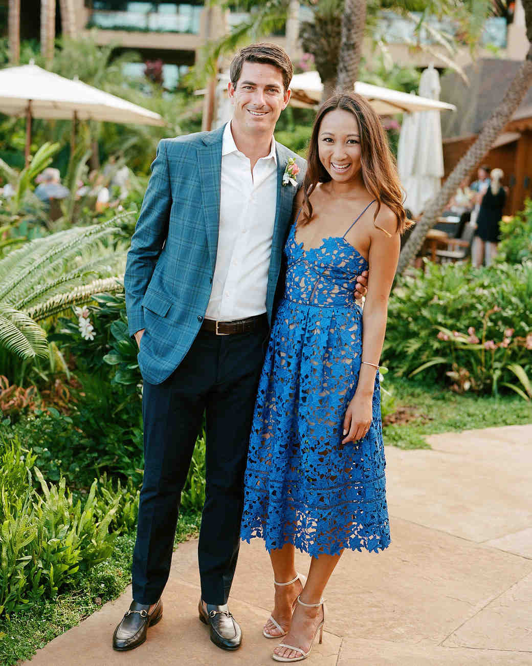 22 Best-Dressed Summer Wedding Guests | Martha Stewart Weddings