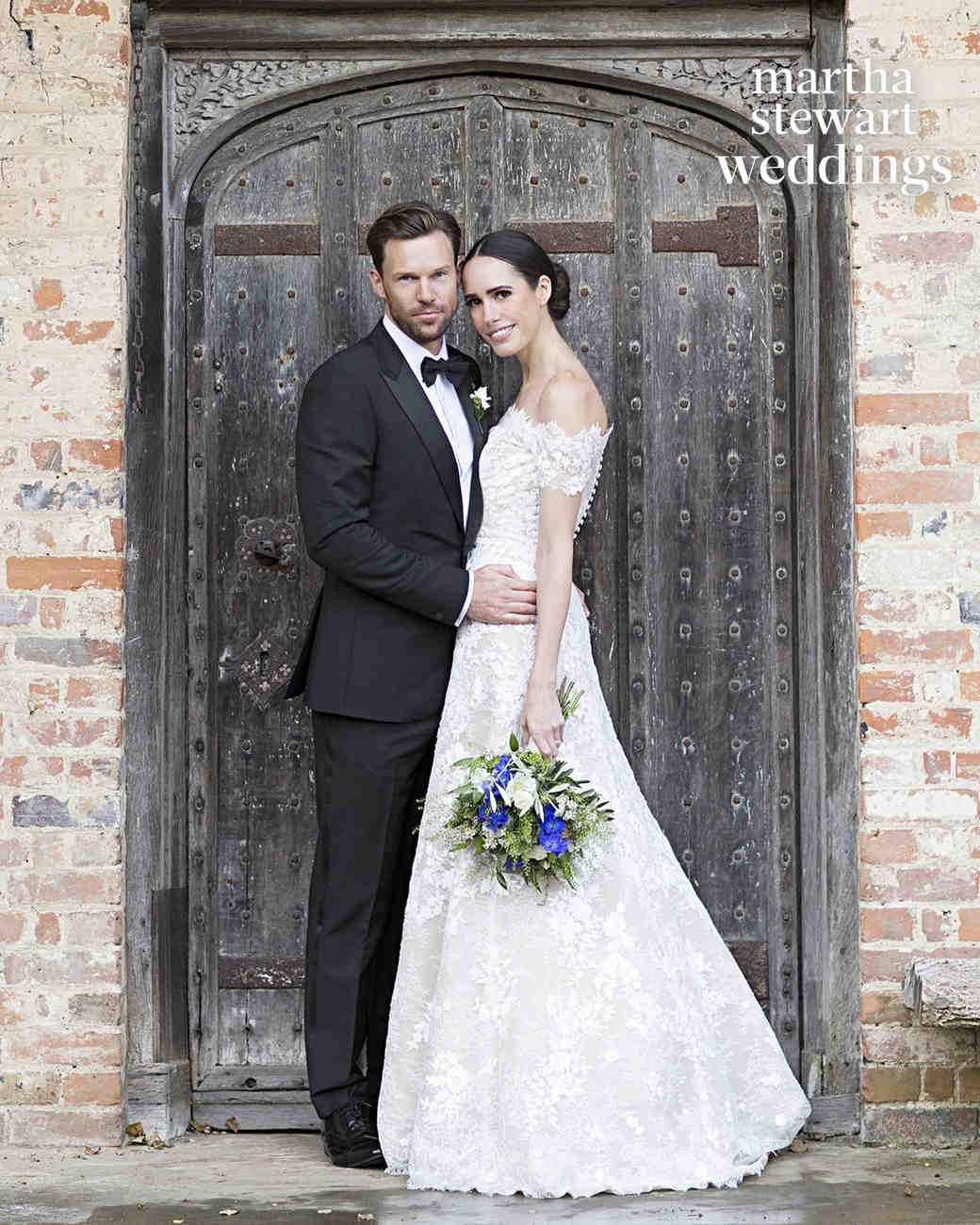 Exclusive Louise Roe And Mackenzie Hunkin S Wedding Photos Martha Stewart Weddings