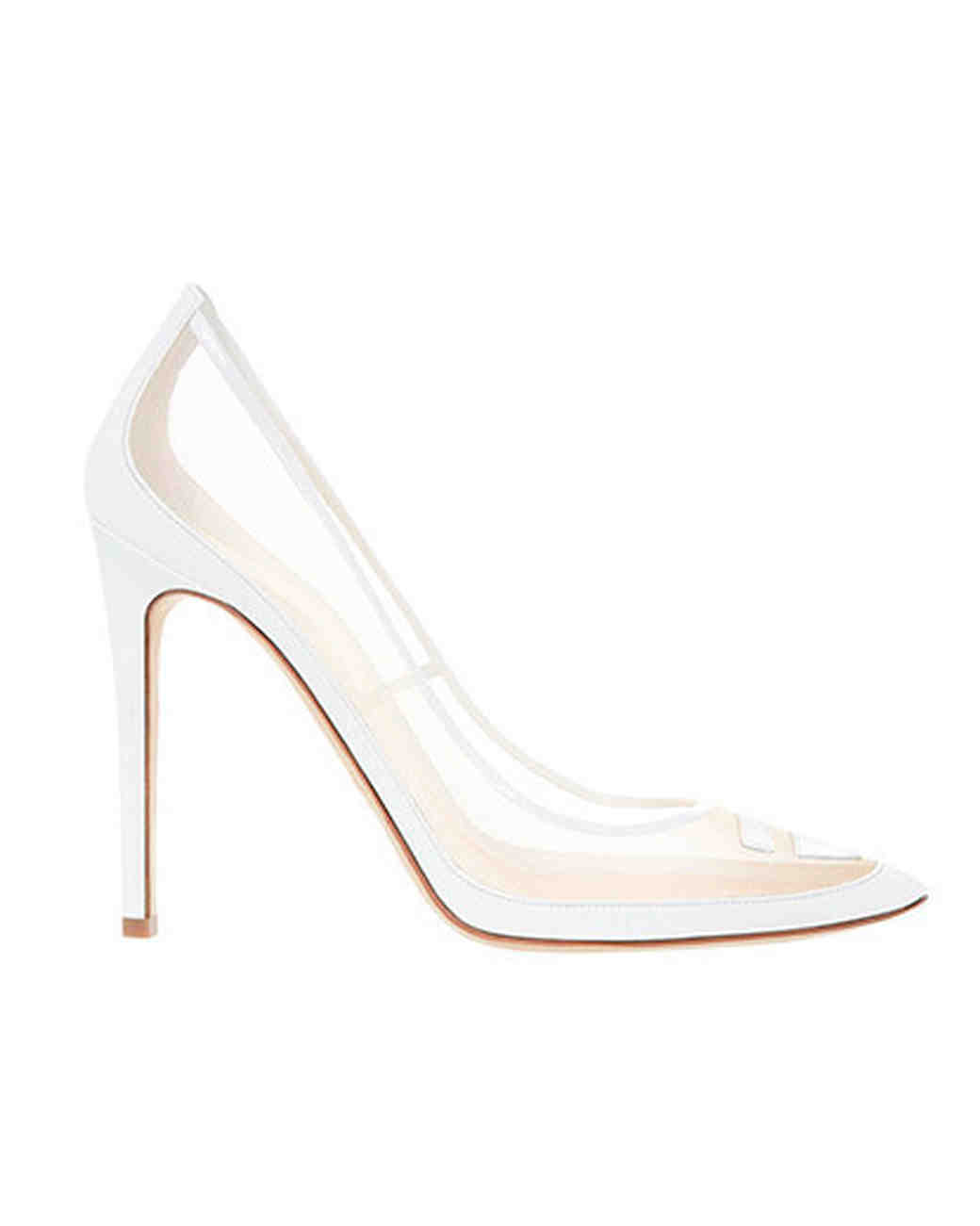 fcc05265ea98 12 Wedding Shoes That Are a Sheer Delight
