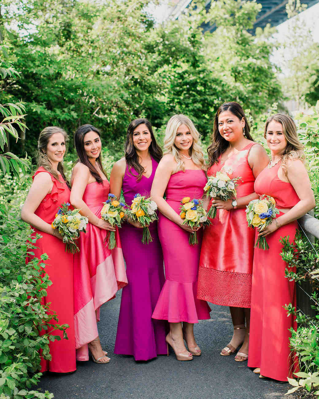 c3d754f4fb073a risa ross wedding brooklyn new york bridesmaids