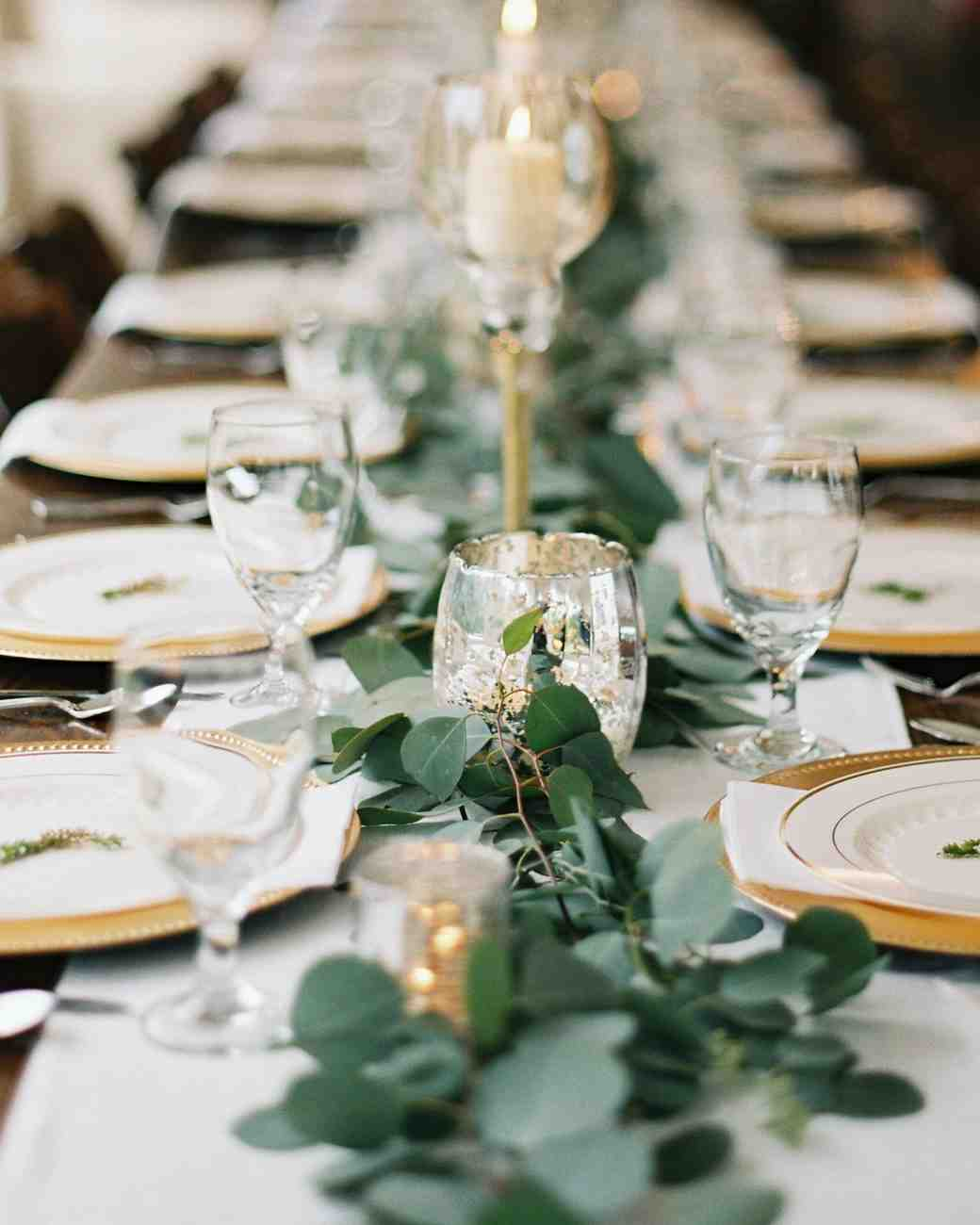 Elegant Wedding Reception Decoration: 36 Simple Wedding Centerpieces