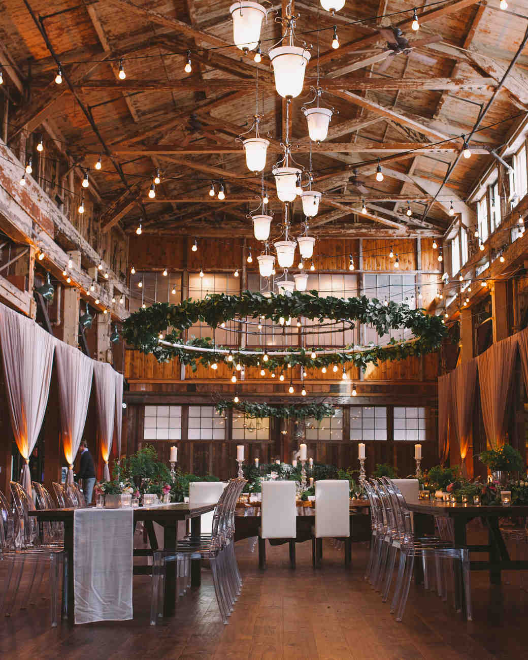Restored Warehouses Where You Can Tie the Knot | Martha Stewart Weddings