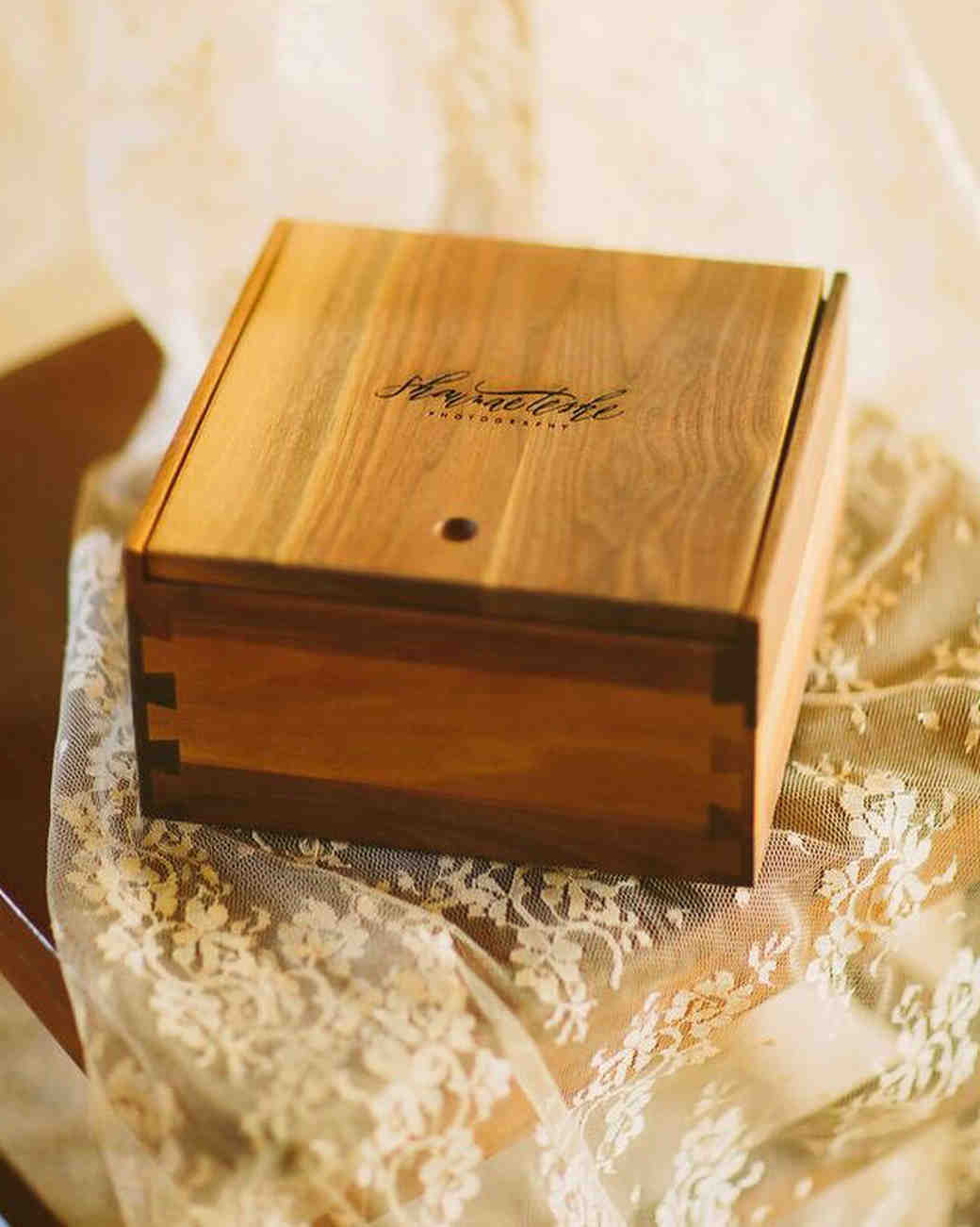 wedding album alternatives heirloom box