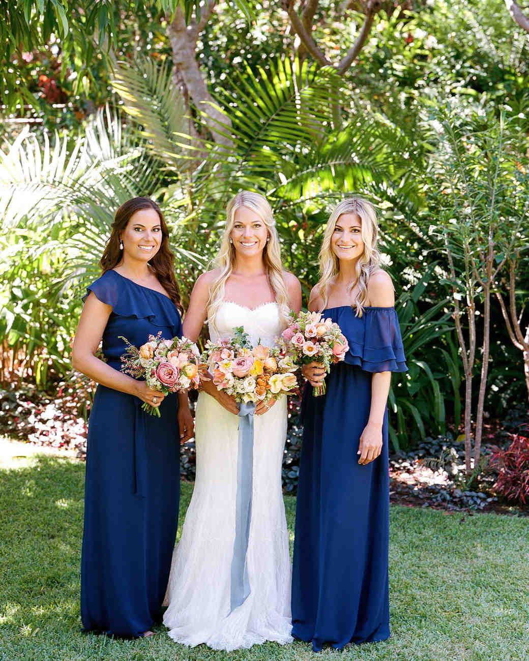 bride sisters