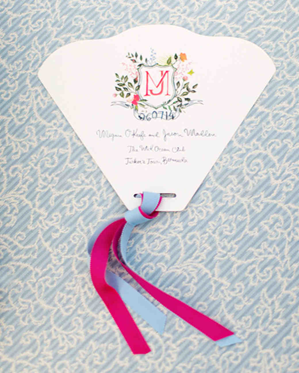 summer wedding details alison events stationary