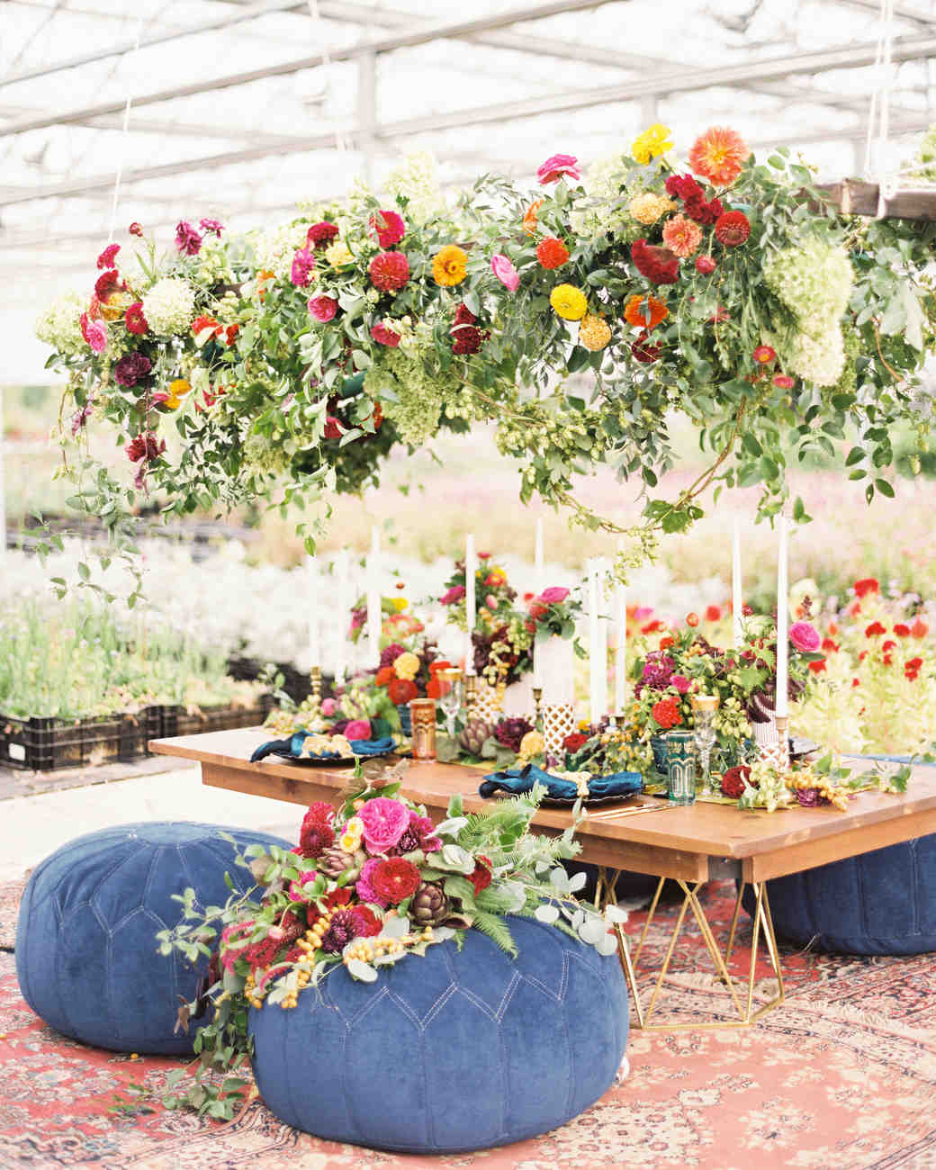 Outdoor Wedding Seating Ideas: 29 Ways To Turn Your Wedding Into A Secret Garden