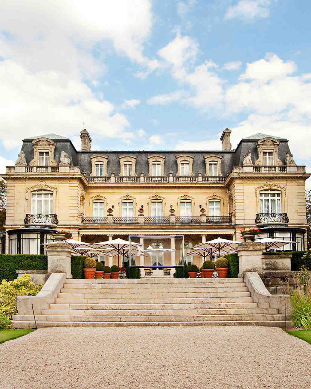 romantic destination france reims domaine les crayeres
