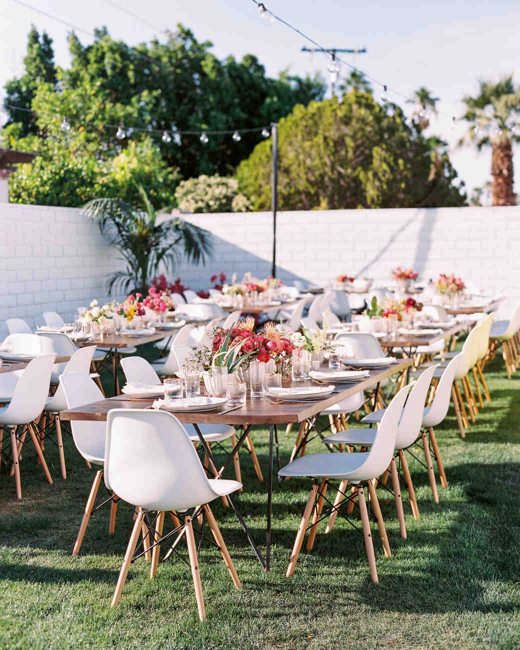 california tables outdoor