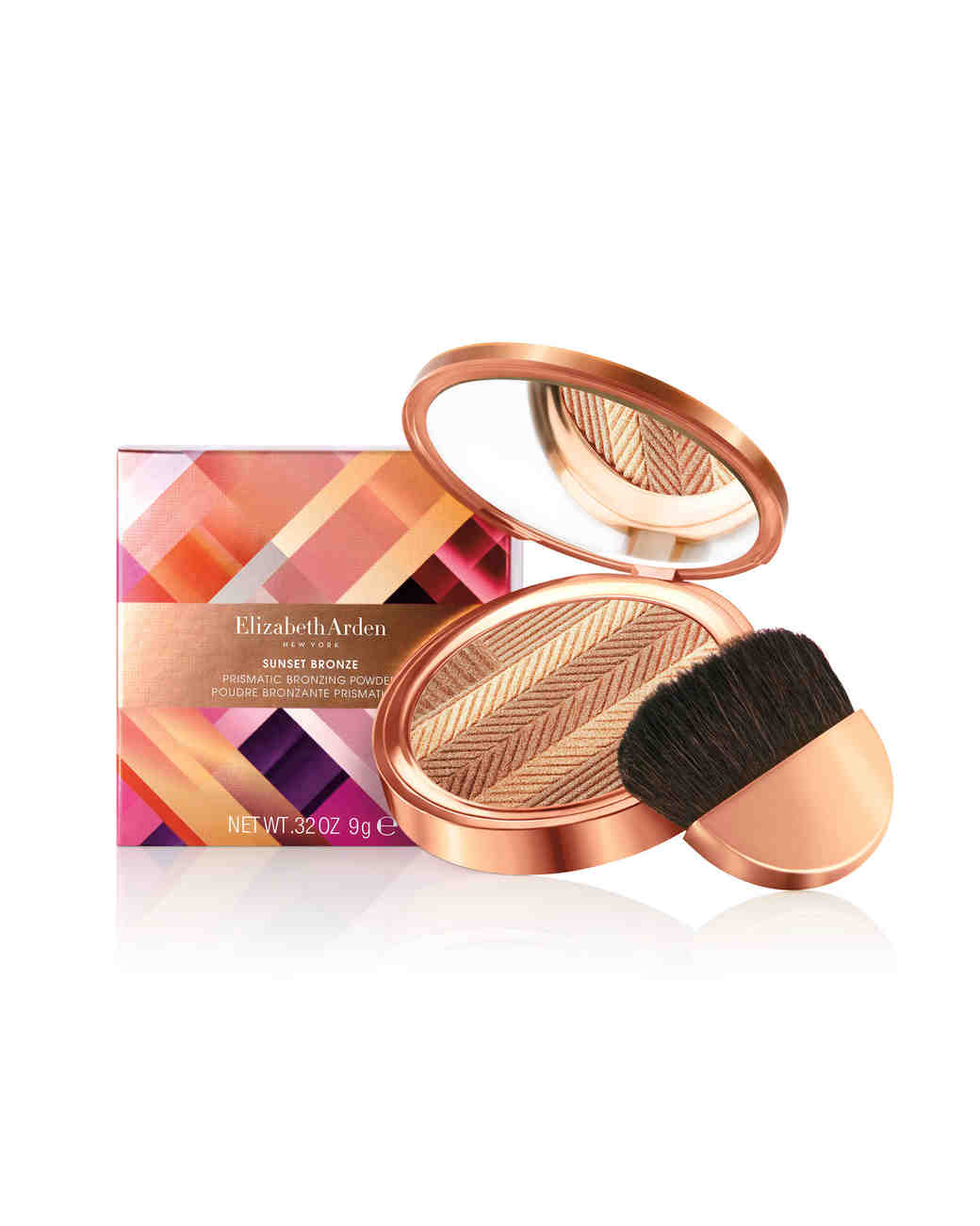 Elizabeth Arden Sunset Bronze Prismatic powder