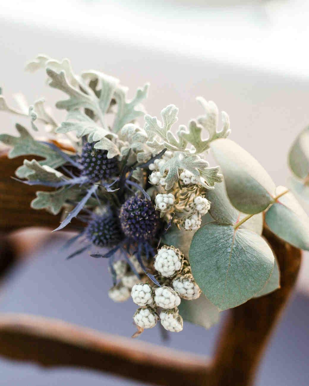 herbal floral arrangment