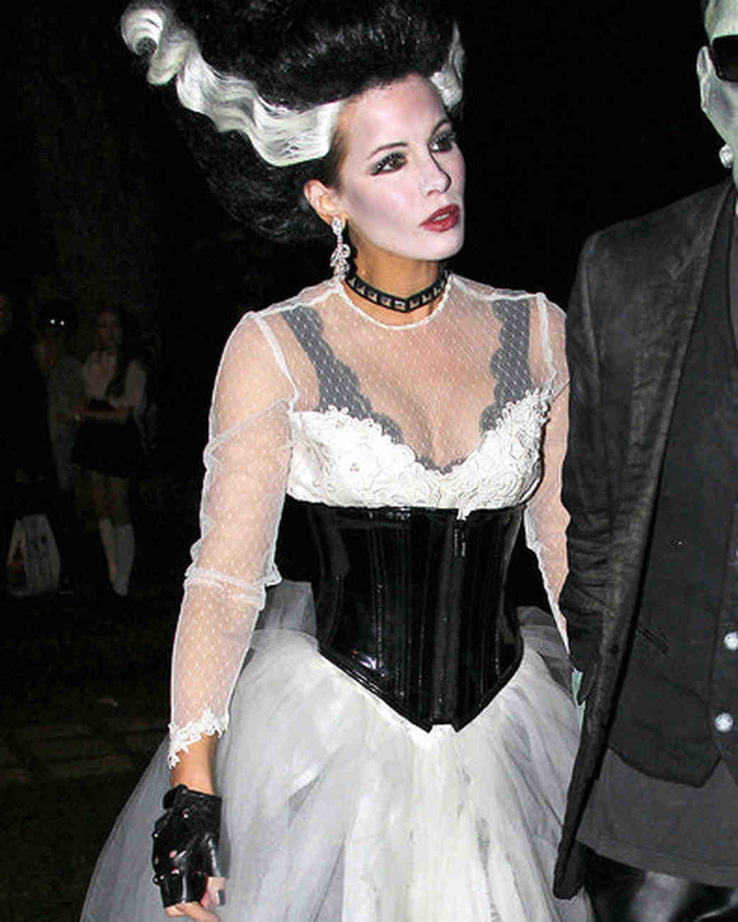 15 Celebrities Who Went Bridal For Halloween Martha Stewart Weddings