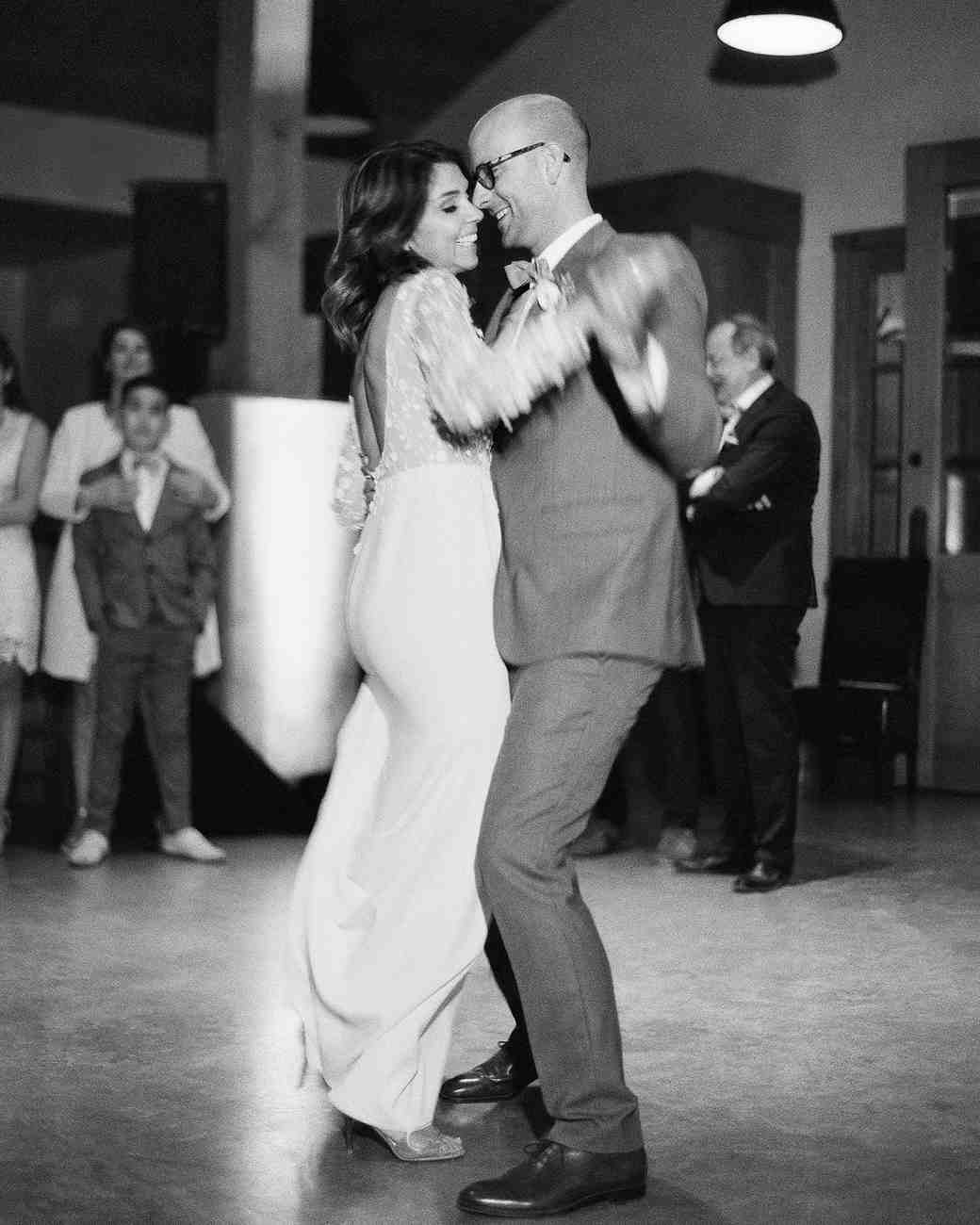marianne patrick couples first dance