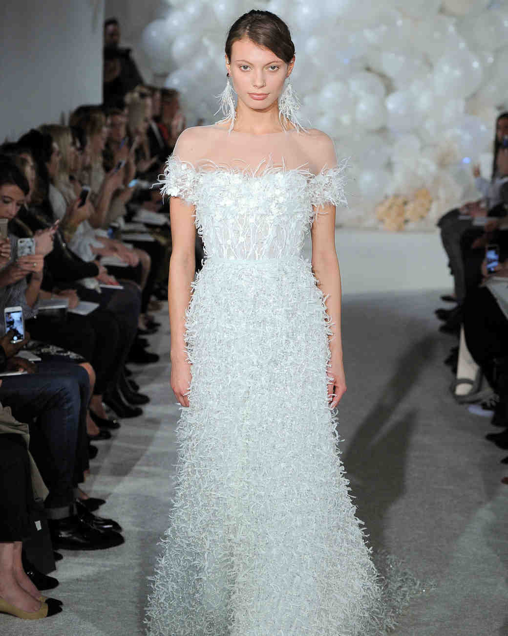 mira zwillinger wedding dress spring 2018 cap sleeve