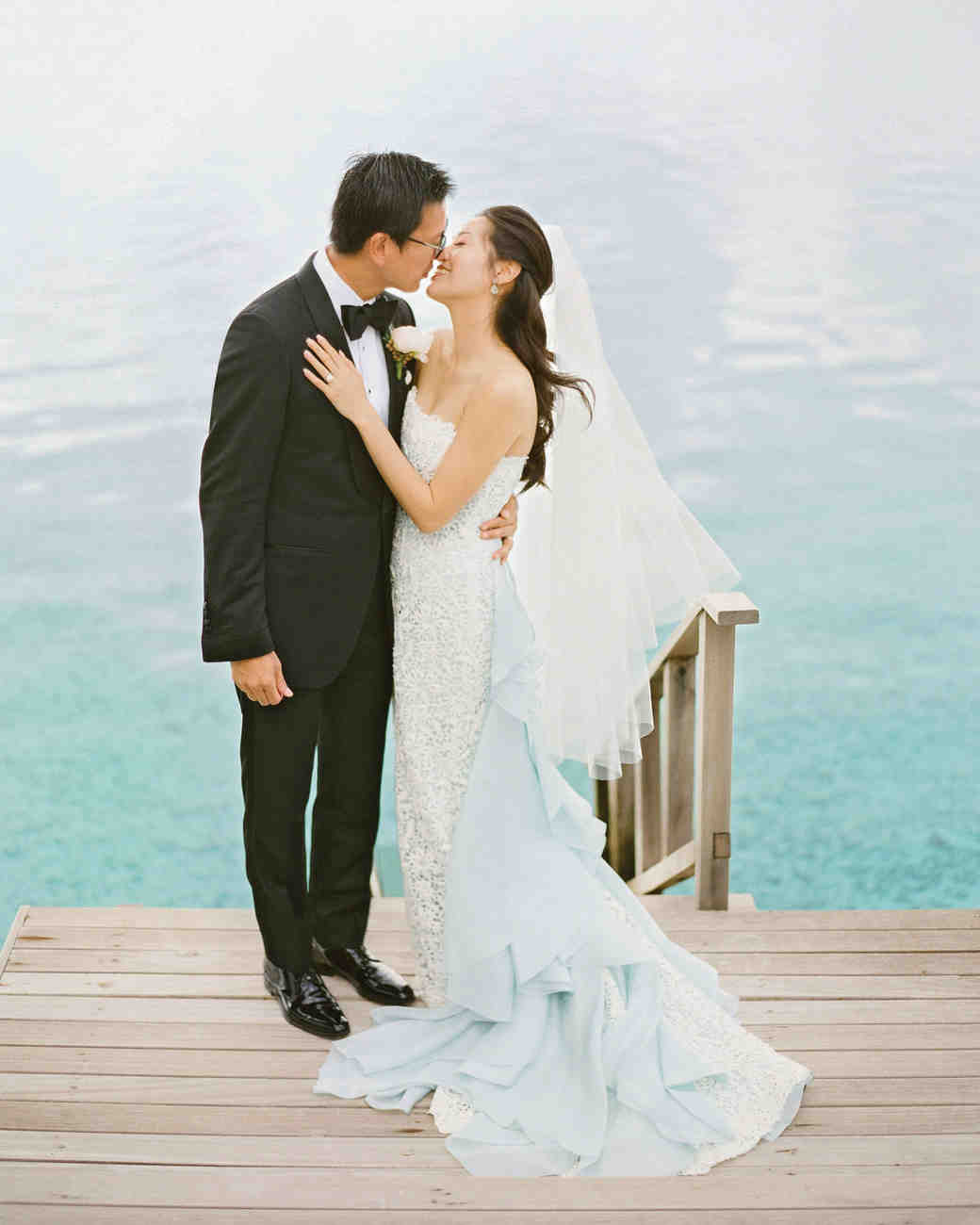 A Multi-Day Wedding in the Maldives | Martha Stewart Weddings