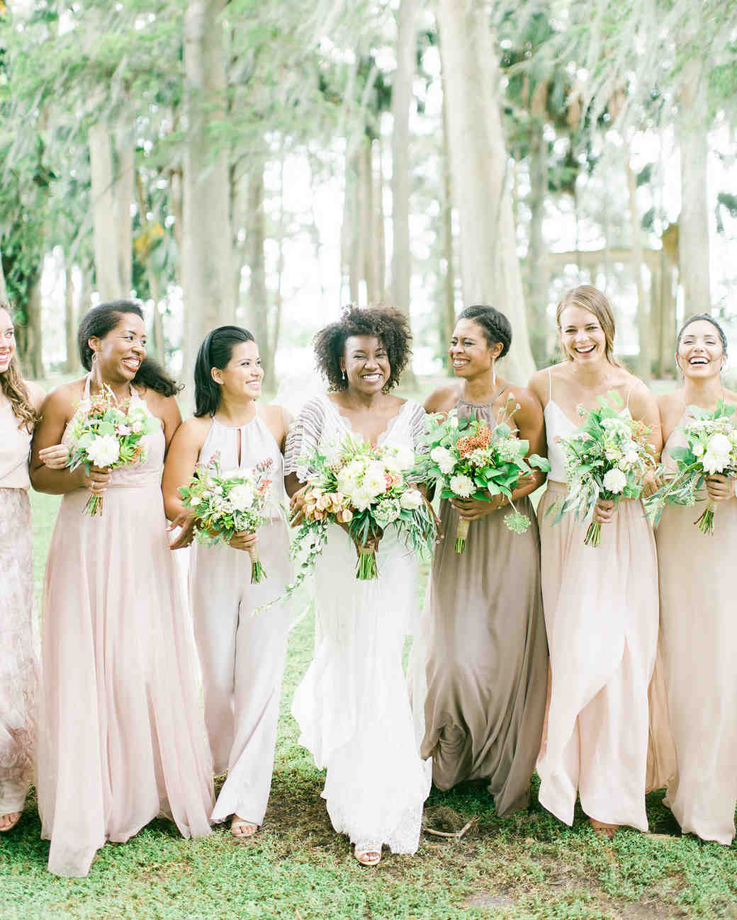 Special Ways To Help Your Maid Of Honor Stand Out Martha Stewart