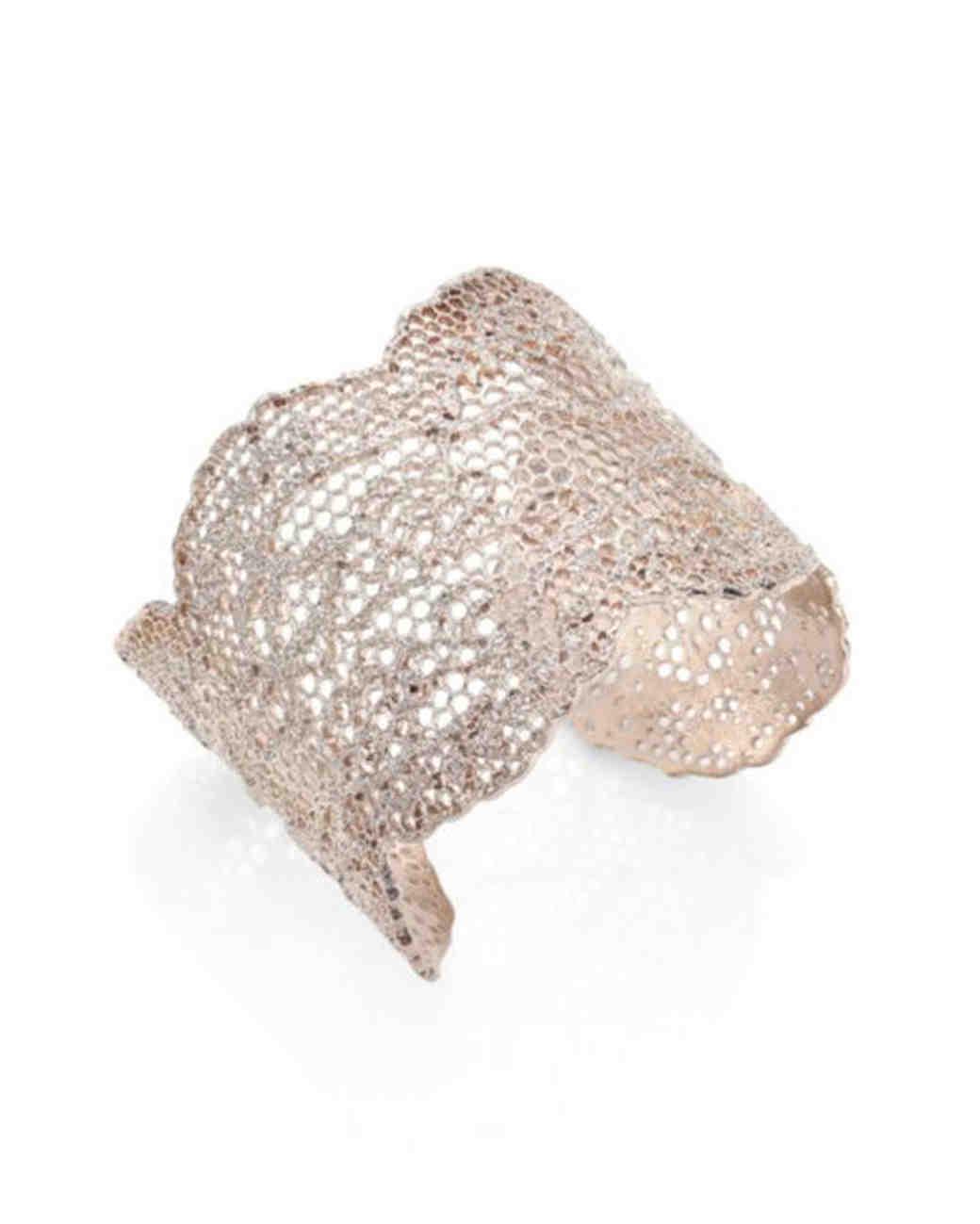 lace anniversary gifts cuff bracelet aurelie bidermann