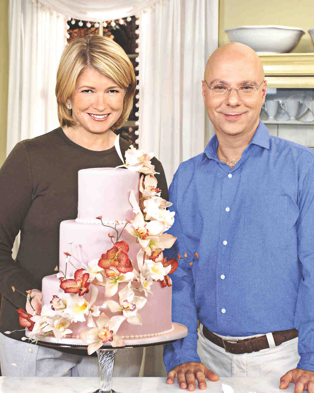 20 Years Of Gorgeous Wedding Cakes By Pastry Chef Ron Ben Israel