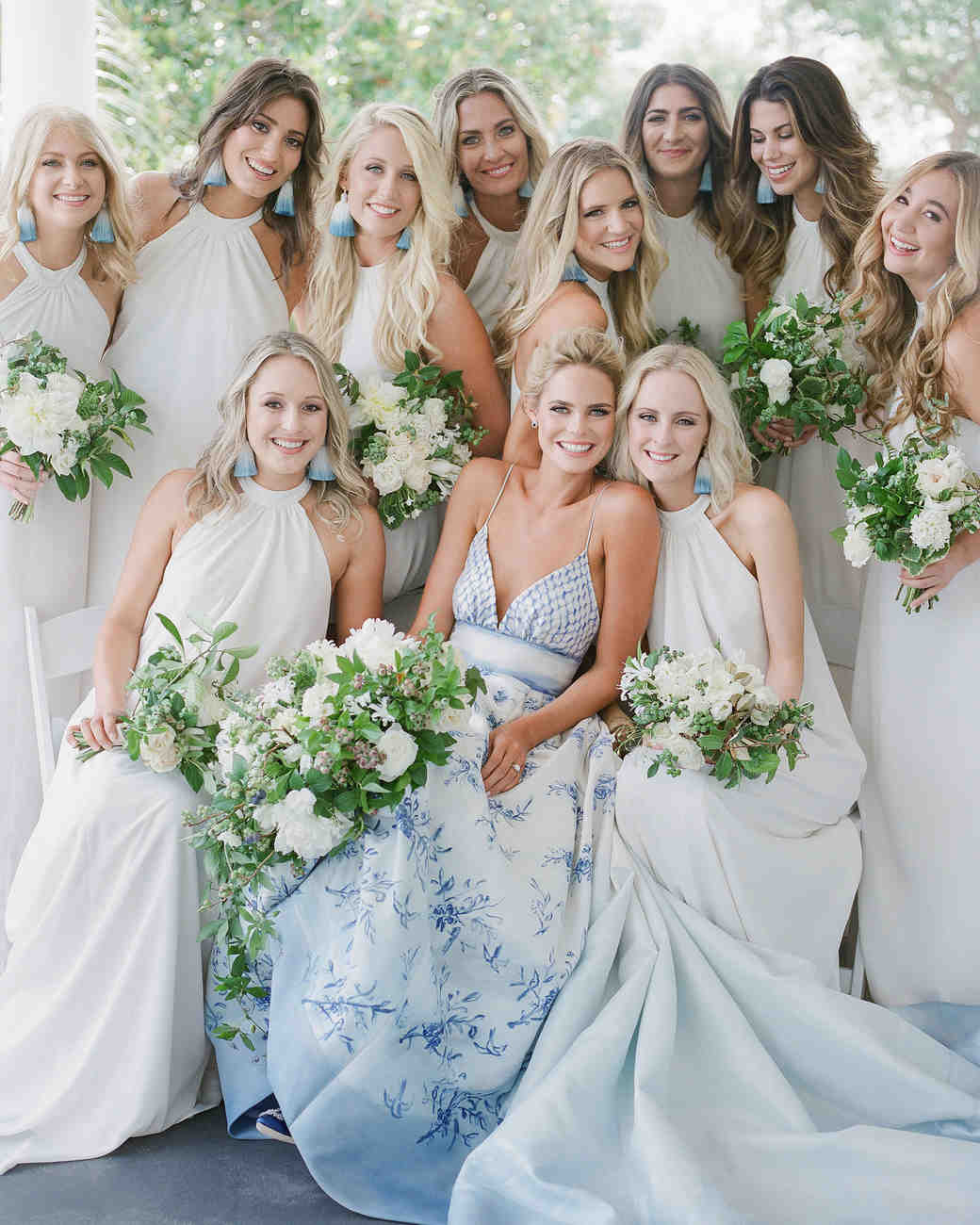 Mathew Christina Wedding: 12 New Rules For Dressing Your Bridesmaids