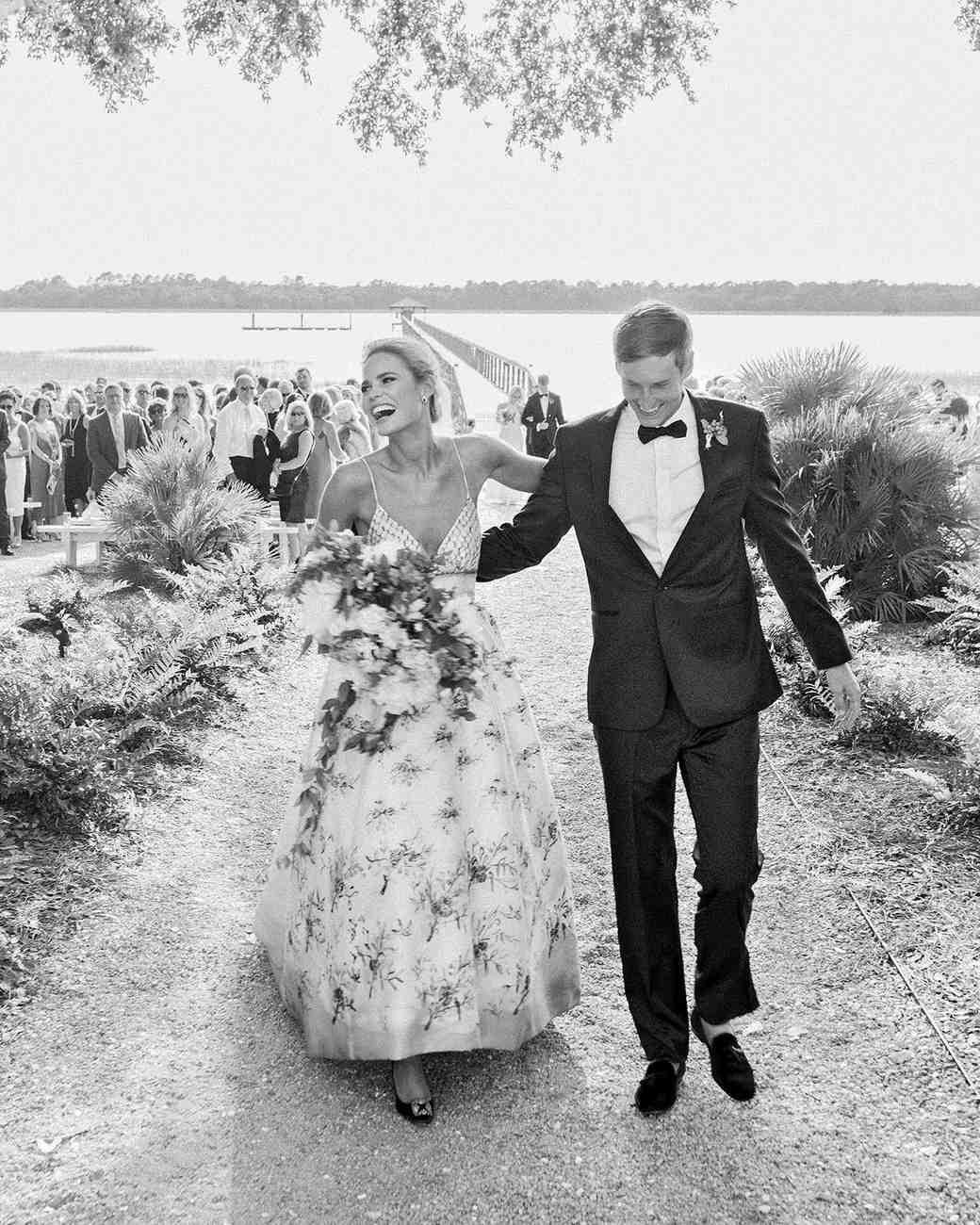 christina matt wedding charleston sc recessional