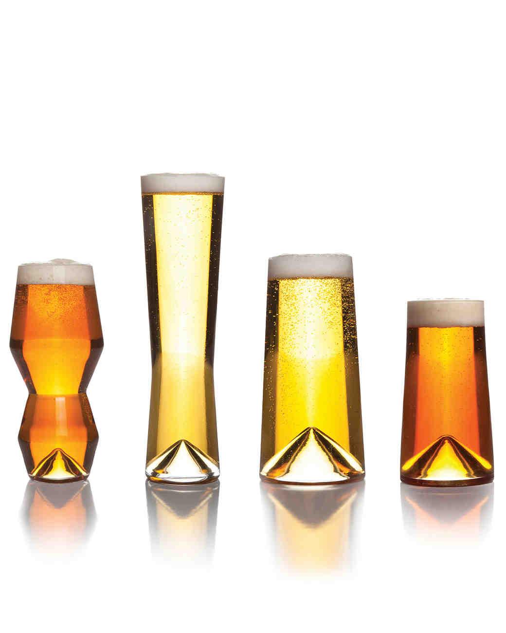 groomsmen gift guide sempli hand blown crystal beer glass