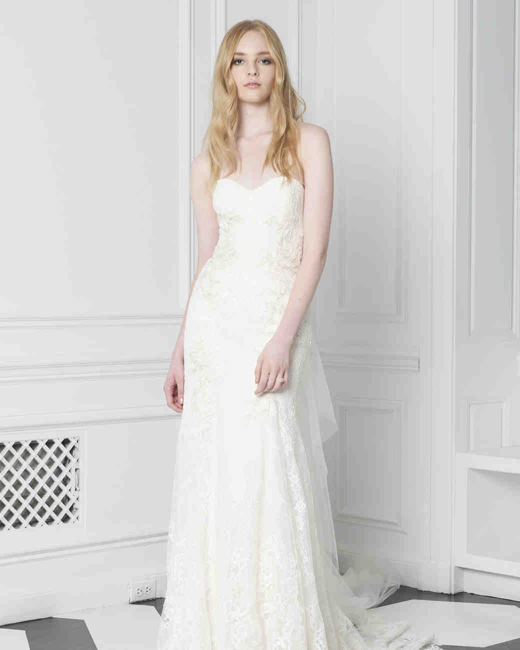 Bliss by Monique Lhuillier Fall 2018 Wedding Dress Collection ...