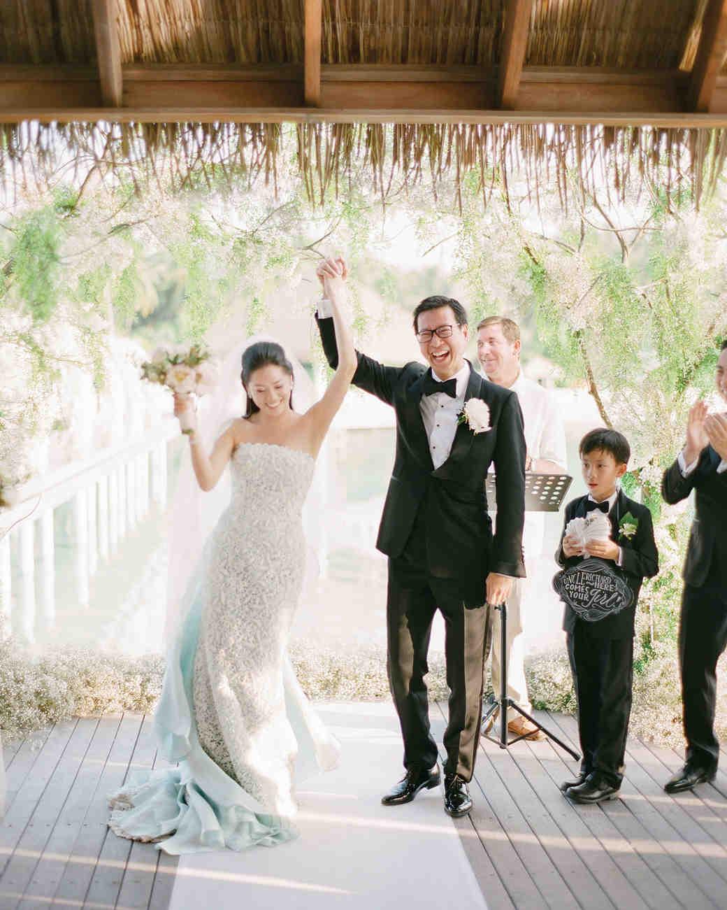 A Multi-Day Wedding in the Maldives | Martha Stewart Weddings