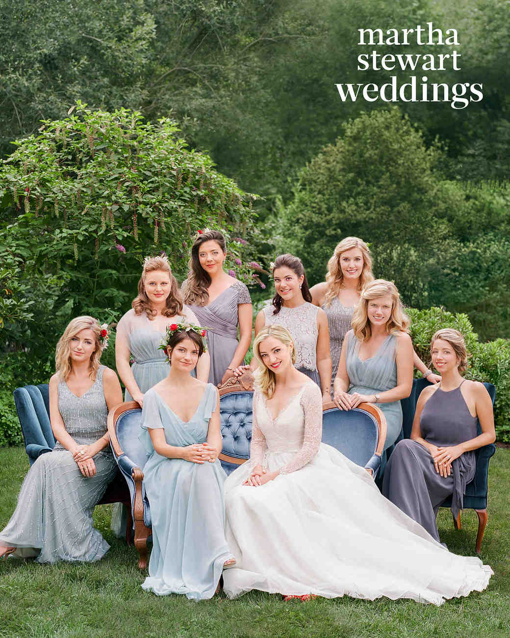 abby elliott bill kennedy wedding bridesmaids