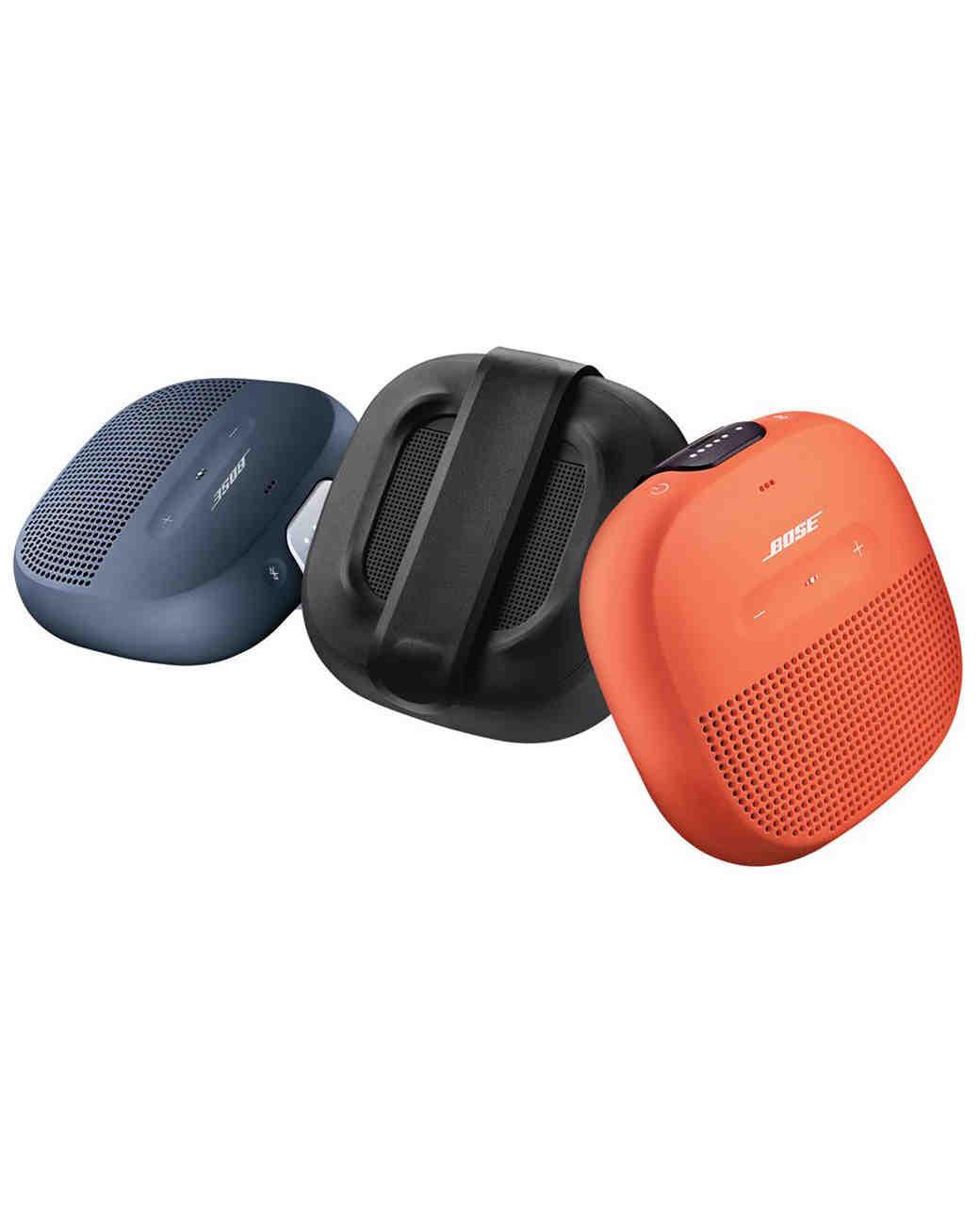 groomsmen gift guide bose bluetooth soundlink micro speaker