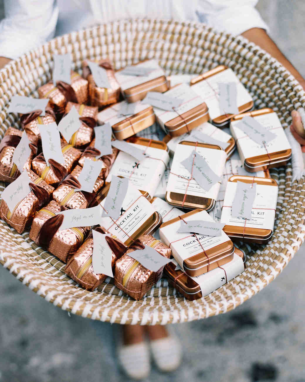 Unique Ideas For Wedding Favours: 50 Creative Wedding Favors That Will Delight Your Guests