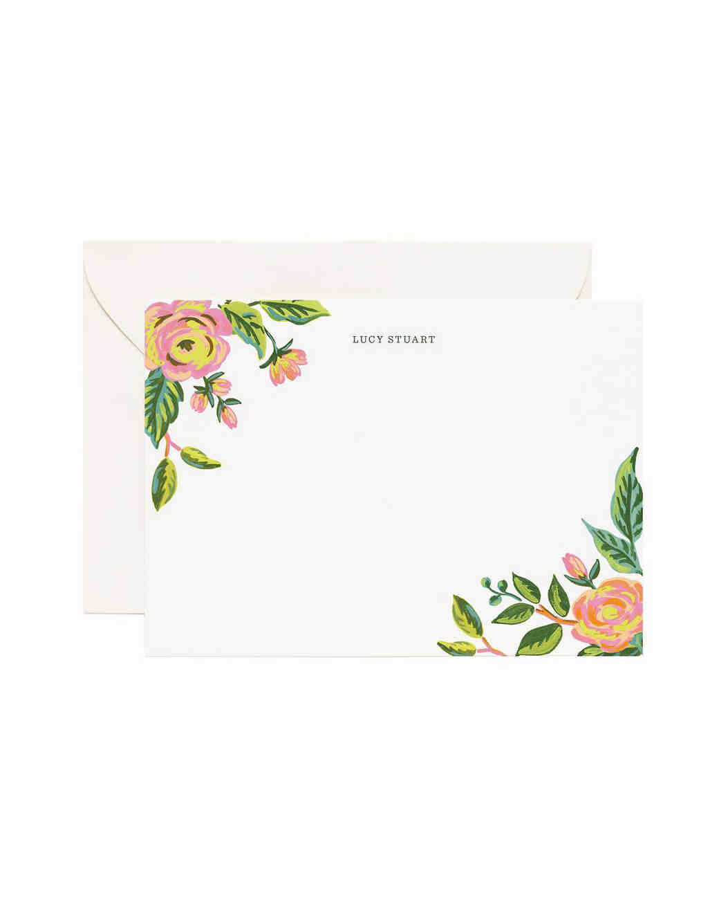 customized stationery