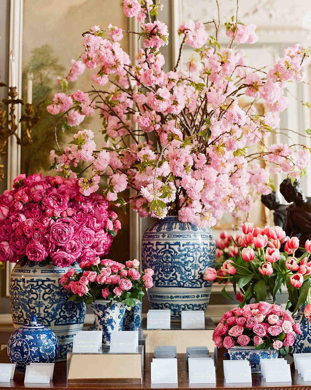 washington dc wedding flowers escort cards