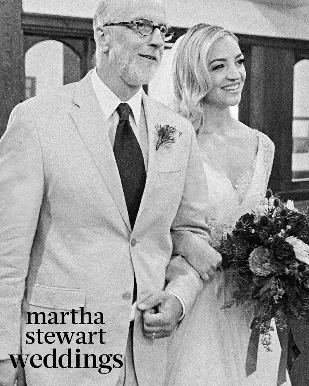 abby elliott bill kennedy wedding processional