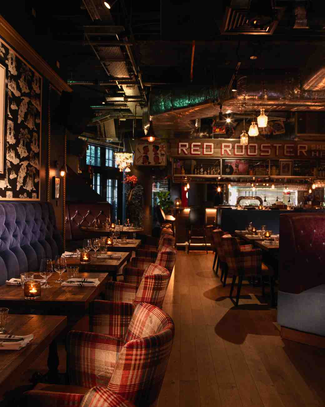 red rooster london