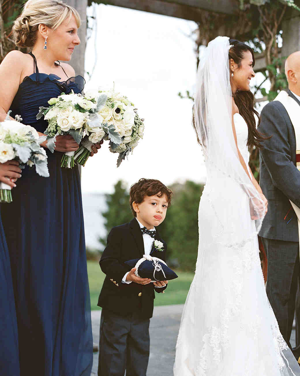 Dapper Ring Bearers Who Completely Stole Our Hearts | Martha Stewart ...