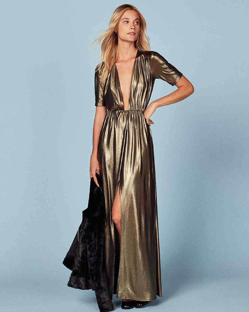 16 Holiday Party Dresses You Can Also Wear to Your Engagement Party ...
