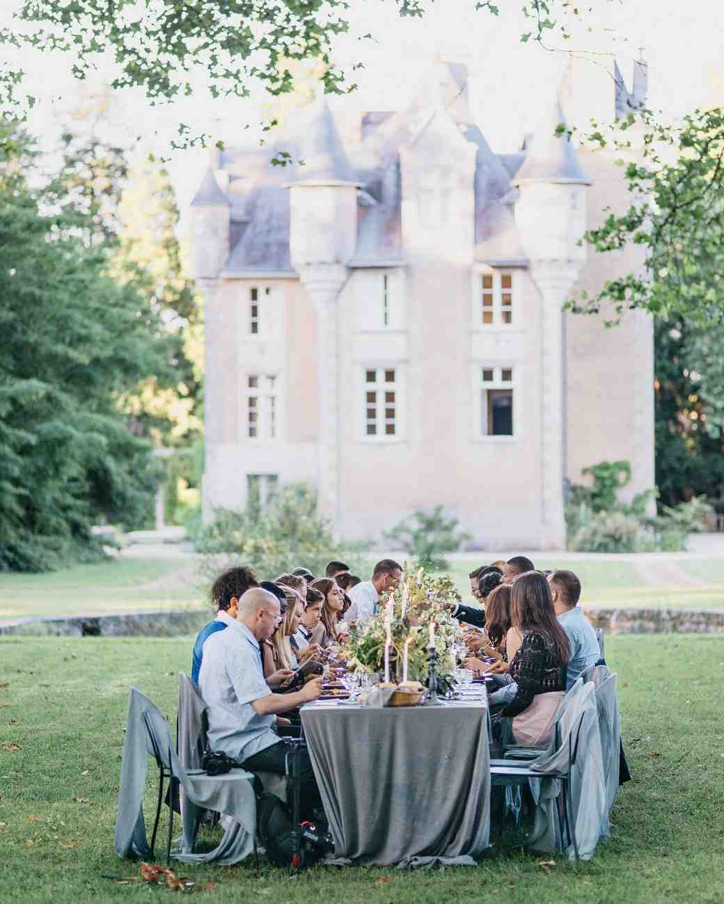 This Dreamy Wedding in France Was a Family Affair | Martha Stewart ...