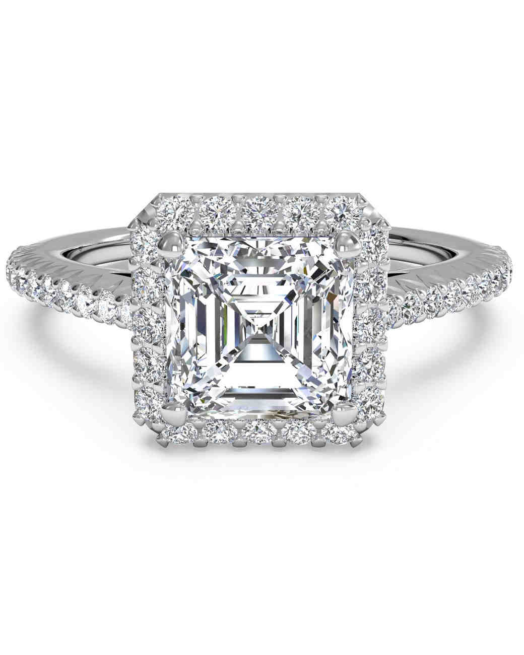 band ring sara rings britt with cynthia product asscher diamond cut french engagement